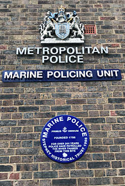 Members Visit the Cartoon Museum and the earliest Police Station in Britain